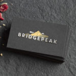 Bridgepeak Logo Design